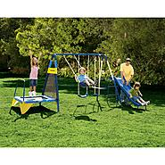 Jump N Swing Set at Kmart.com