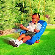 Little Tikes 2-in-1 Snug N Secure Swing at Kmart.com