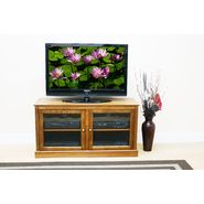 "Premier RTA / Simple Connect 48"" TV Stand Oak Finish (No Tools Required For Assembly) at Kmart.com"