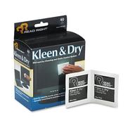 Read Right Kleen & Dry Wet/Dry Wipes at Kmart.com