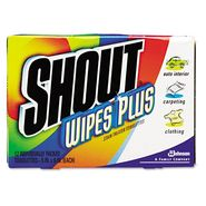 JohnsonDiversey Shout Instant Stain Treater Wipes at Kmart.com