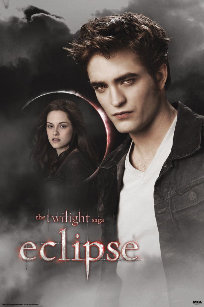 Pyramid Eclipse - Twilght Saga Edward and Bella Poster