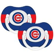 Baby Fanatic Chicago Cubs Pacifiers (Pack of 2) at Sears.com