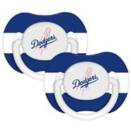 Baby Fanatic Los Angeles Dodgers Pacifiers (Pack of 2) at Sears.com