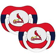 Baby Fanatic St. Louis Cardinals Pacifiers (Pack of 2) at Sears.com