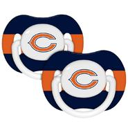 Baby Fanatic Chicago Bears Pacifiers (Pack of 2) at Sears.com