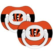 Baby Fanatic Cincinnati Bengals Pacifiers (Pack of 2) at Sears.com