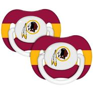 Baby Fanatic Washington Redskins Pacifiers (Pack of 2) at Sears.com