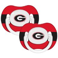 Baby Fanatic Georgia Bulldogs Pacifiers (Pack of 2) at Sears.com