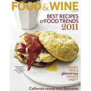 Food & Wine Magazine at Kmart.com