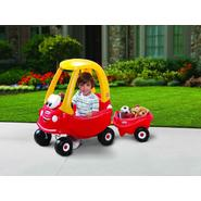 Little Tikes Cozy Coupe 30th Anniversary with Cozy Trailer at Kmart.com