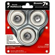 Norelco Quadra 7 Replacement Heads, HQ6, 3 replacement heads at Kmart.com
