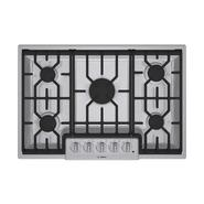 "Bosch 30"" 5-Burner Gas Cooktop at Sears.com"
