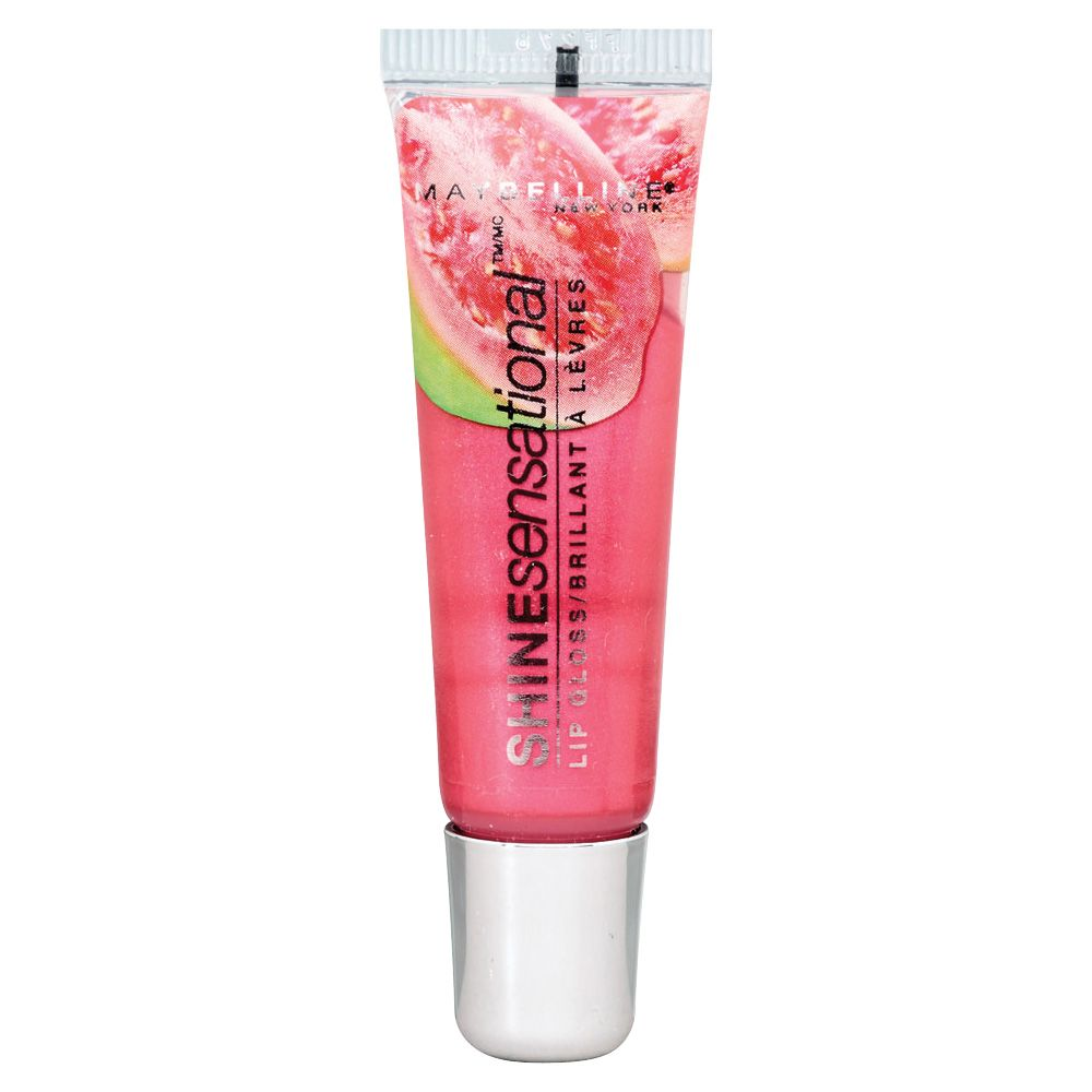 Shine Sensational Lip Gloss, Glamorous Guava 25, 0.38 fl oz (11.3 ml)