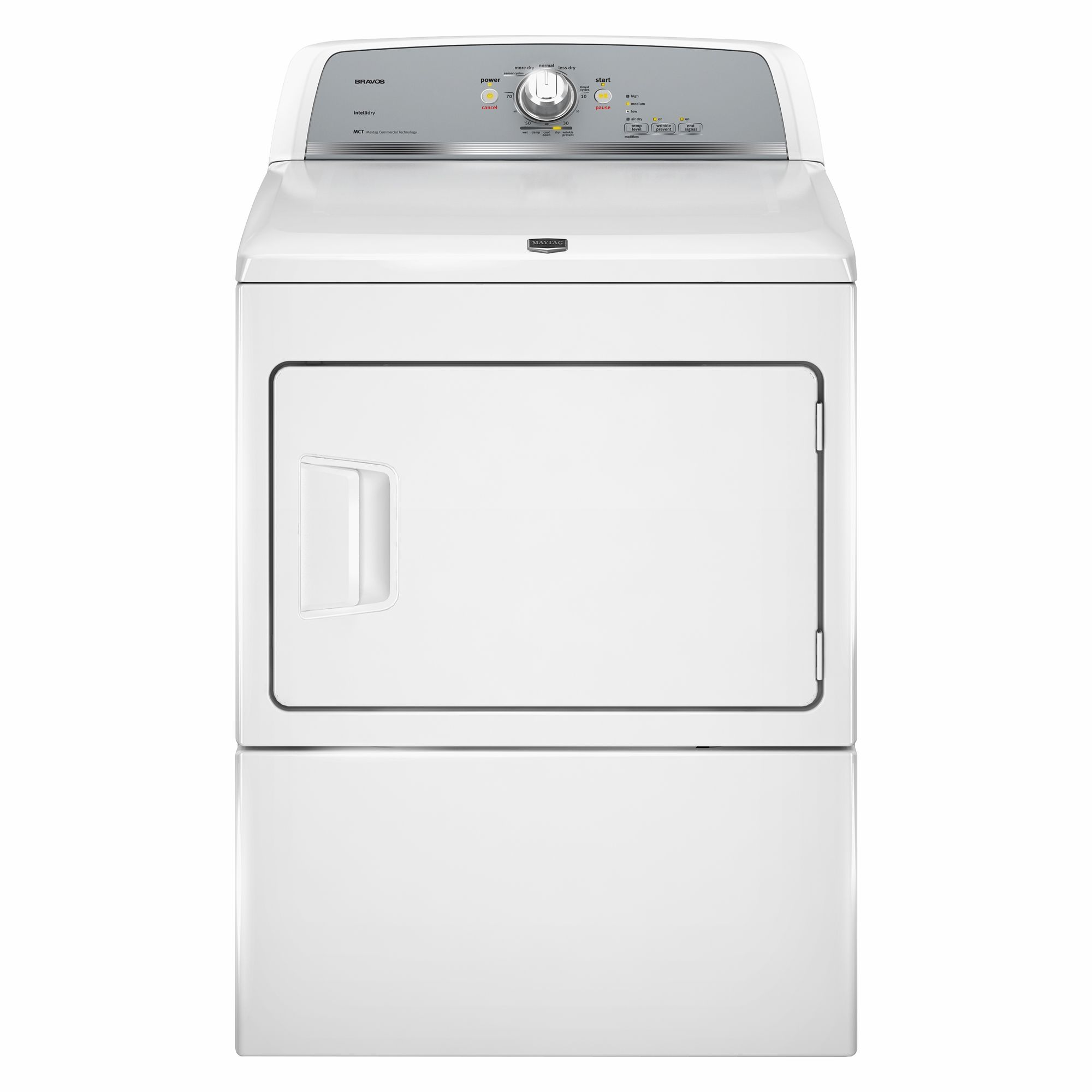 7.4 cu. ft. Gas Dryer