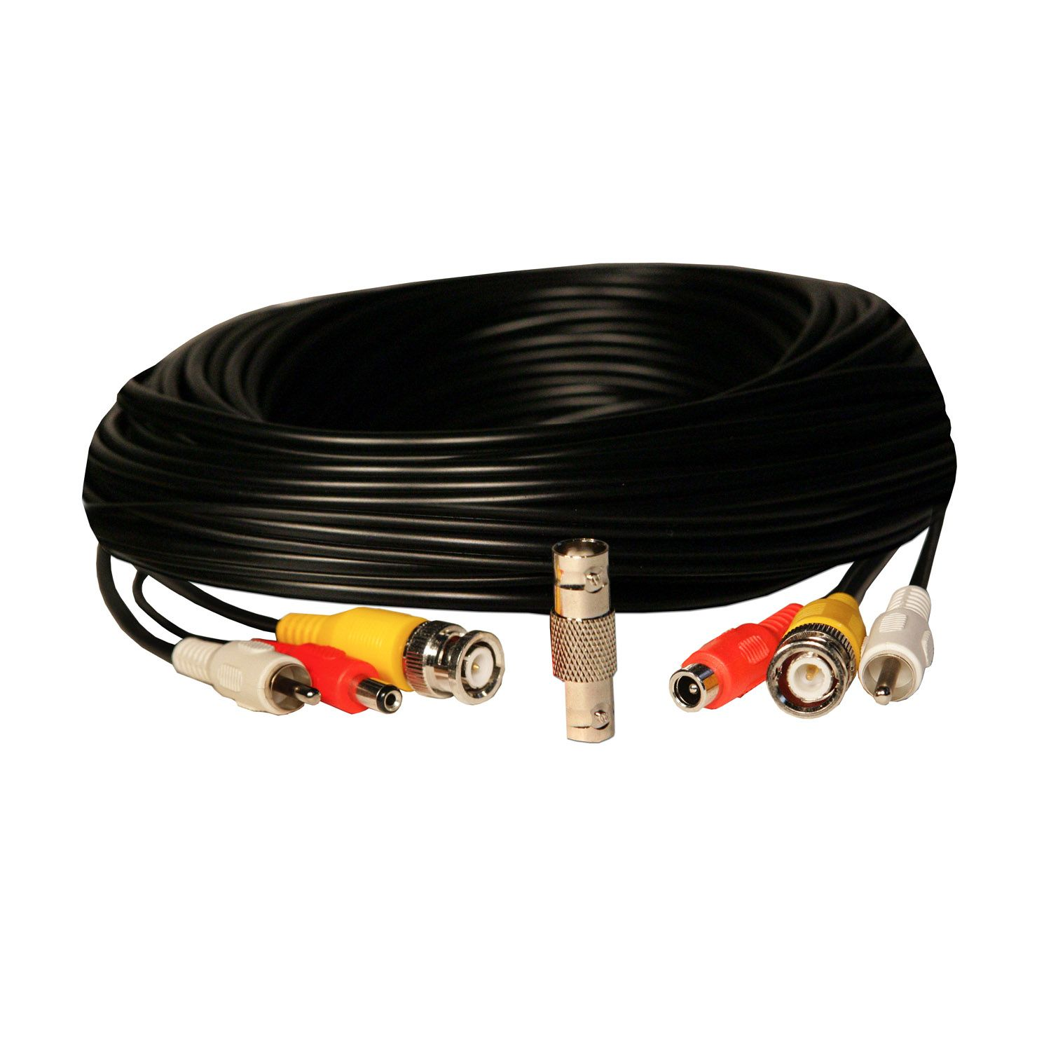 50 ft. RCA Audio/ BNC Video/ 2.1mm DC Power