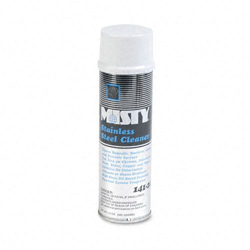 AMREP  Misty Stainless Steel Cleaner &
