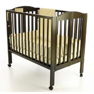 Dream On Me All-In_One Portable, Folding Crib, Playpen & Changing Station. Espresso at Sears.com