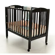 Dream On Me All-In-One Portable Folding Crib, Playpen and Changing Station Black at Sears.com