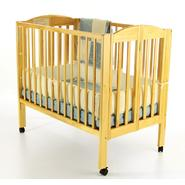 Dream On Me All In One Portable Folding Crib, Playpen and Changing Station Natural at Sears.com