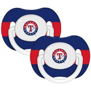 Baby Fanatic Texas Rangers Pacifiers (Pack of 2) at Sears.com
