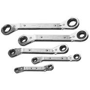 Craftsman 5 pc. Wrench Set, Offset Ratchet SAE at Craftsman.com