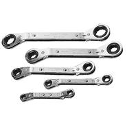 Craftsman 5 pc. Wrench Set, Offset Ratchet Metric at Craftsman.com