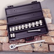 Craftsman 16 pc. 12. pt. Standard 3/4 in. Dr. Socket Wrench Set at Craftsman.com