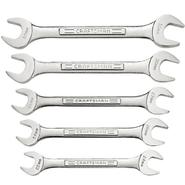 Craftsman 5 pc. Metric Open End Wrench Set at Craftsman.com