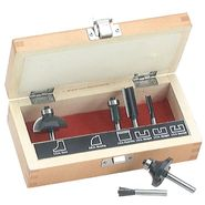 Craftsman 6 pc. Router Bit Set at Craftsman.com