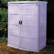Suncast Vertical Garden Shed (4-1/2 ft. x 3 ft.) at Sears.com