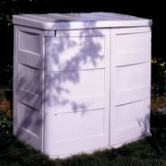 Suncast Horizontal Garden Shed (4-1/2 ft. x 3 ft.) at Sears.com