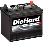 DieHard Automotive Battery- Group Size 25 (Price with Exchange) at Sears.com