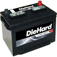 DieHard Automotive Battery - Group Size 58 North (Price With Exchange) at Sears.com