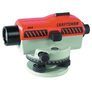 Craftsman 20X Automatic Level, 200 ft. Range at Craftsman.com