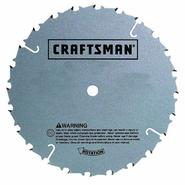 Craftsman 10 in. Saw Blade, Fine Finish Miter - 80T at Sears.com