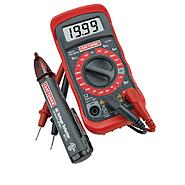 Craftsman Digital Multimeter with AC Voltage Detector at Craftsman.com