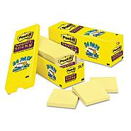 Post-it Super Sticky Canary Yellow Notes at Kmart.com