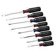 Craftsman 8 pc. Screwdriver Set, Cushion Grip at Sears.com