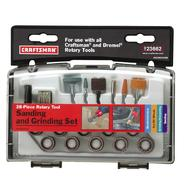Craftsman 38 pc. Sanding and Grinding Set at Craftsman.com