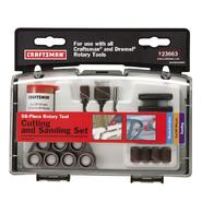 Craftsman 58 pc. Cutting and Sanding Set at Craftsman.com