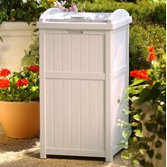 Suncast Outdoor Trash Hideaway™ at Sears.com