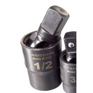 Craftsman Impact Swivel Universal Joint Socket Adapter, 1/2 in. Drive at Craftsman.com