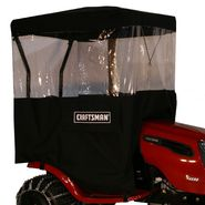 Craftsman Tractor Cab at Craftsman.com