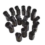 Craftsman 16 pc. Easy Read Swivel Impact Socket Set, 6 pt., 3/8 in. Dr. at Craftsman.com