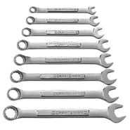 Craftsman 8 pc. Standard 12 pt. Combination Wrench Set at Craftsman.com