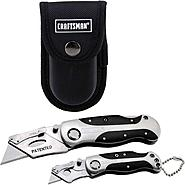 Craftsman 2 pc. Lockback Utility Knife Set at Craftsman.com