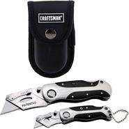 Craftsman 2 pc. Lockback Utility Knife Set at Sears.com
