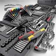 Craftsman 181 pc. Mechanics Tool Set With Case at Craftsman.com