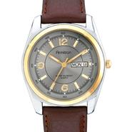 Armitron Mens Brown Leather Dress Watch at Kmart.com